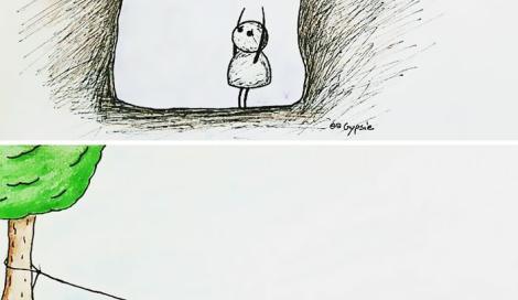 La gallery che ti farà riflettere sull'amore (quello vero)