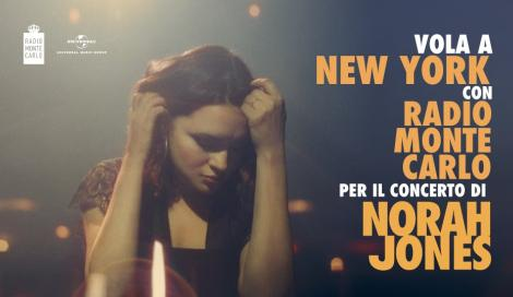 Vinci Norah Jones con RMC