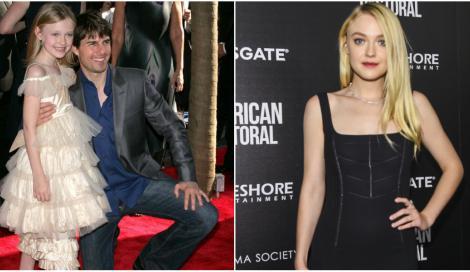 "Dakota Fanning, ""Tom Cruise mi manda regali bellissimi da quando avevo 11 anni"""