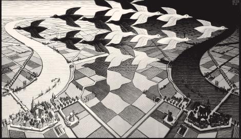 Escher: la mostra a Catania