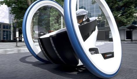 I mezzi del futuro? Autobus che si espandono e monoruota che salgono le scale