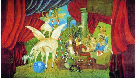 Picasso. Tra Cubismo e Classicismo 1915-1925