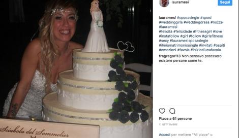 Sposa e single: il primo matrimonio in cui il partner non c'è!