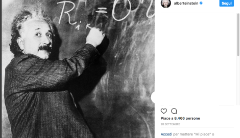 La ricetta di Einstein per la felicità