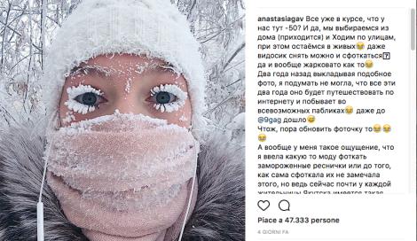 E' il paese più freddo del mondo. Scoprite come si vive a meno 30 gradi e... correte a bere un tè caldo!