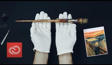 Dipingi l'Urlo di Munch e vinci 6000 euro! L'incredibile concorso che ti fa diventare artista