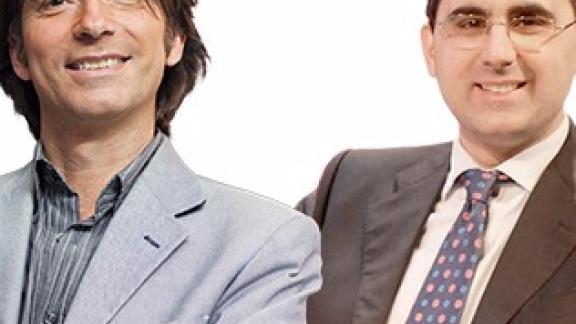 Stefano Gallarini e Claudio Micalizio