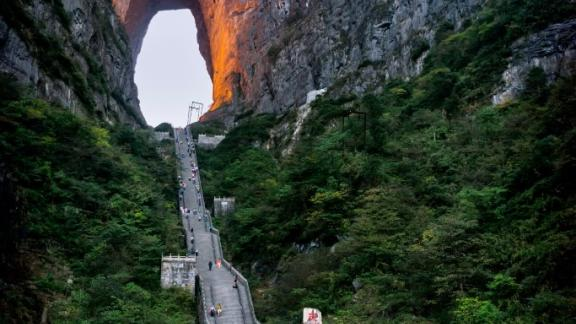 Porta del Paradiso Cina: dove si trova e curiosità | Viaggiamo