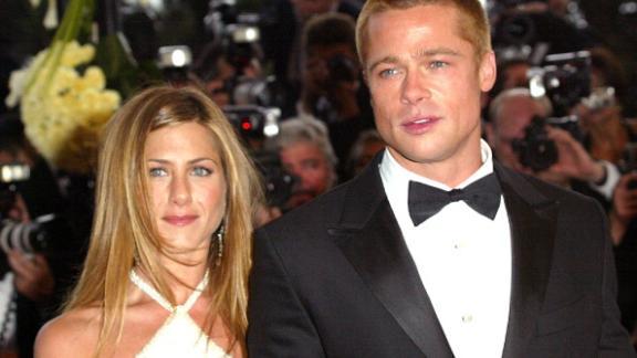 Jennifer Aniston e Brad Pitt di nuovo insieme al party di Natale