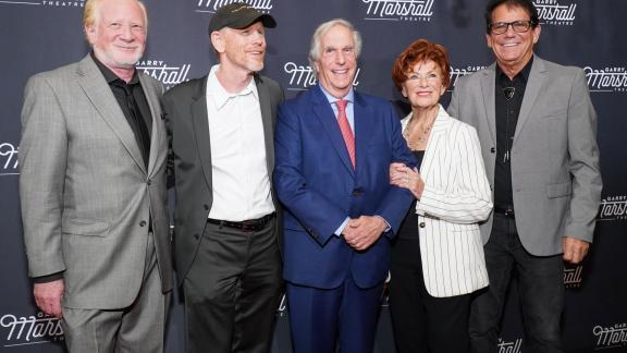 Happy Days festeggia 45 anni, la foto della reunion