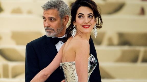 George Clooney? E' stressato. E Amal ne soffre