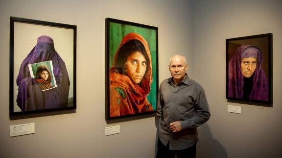 L'omaggio di McCurry all'amata Italia