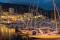 Monte Carlo Harbour Night