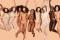 """La lingerie che si adatta al """"nude"""" di ogni colore di pelle"""