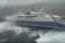 Una tempesta colpisce una nave da crociera: ecco cosa succede