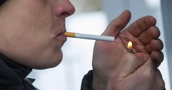 Non fumare tabeks