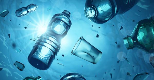 Arriva la plastica che si dissolve in acqua in pochissimi minuti