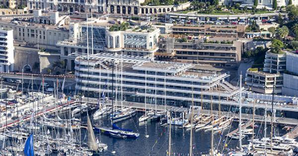 Yacht club monaco l 39 inaugurazione radio monte carlo for Monte carlo yacht club