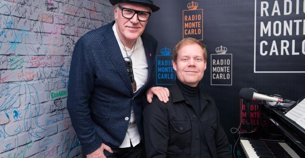 Max Richter a Radio Monte Carlo: le foto