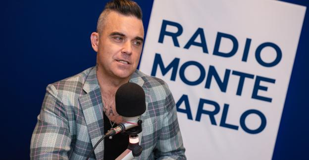 Robbie Williams:  guarda il video della sua bellissima sorpresa natalizia!