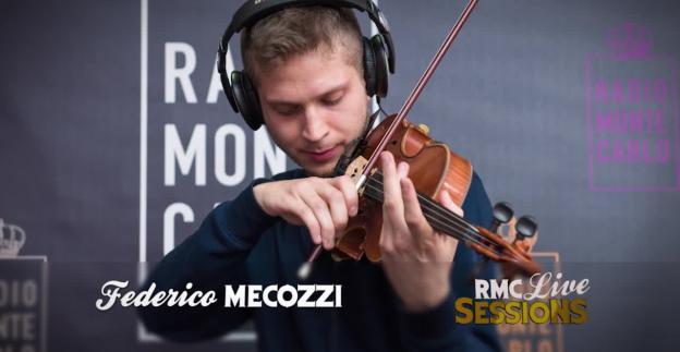 Federico Mecozzi: guarda lo show esclusivo a Monte Carlo Nights