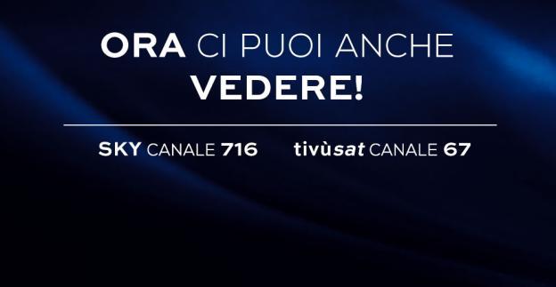 E' nata  Radio Monte Carlo TV!