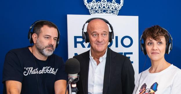 Fausto Brizzi, Claudio Bisio, Lucia Ocone: il nostro film... fa bene al cuore!