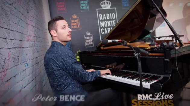 Peter Bence: l'emozionante live a Monte Carlo Nights