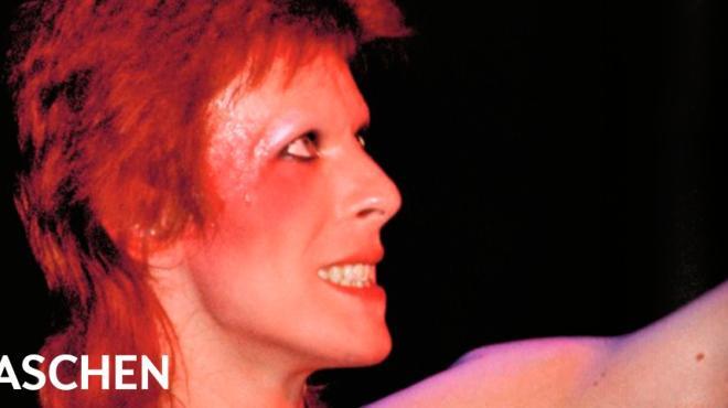 David Bowie visto daTaschen