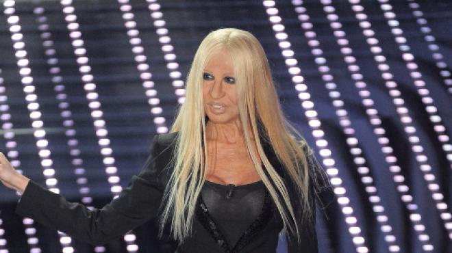 Sanremo 2016:  il boom della serata? La Donatella Versace di Virginia Raffaele