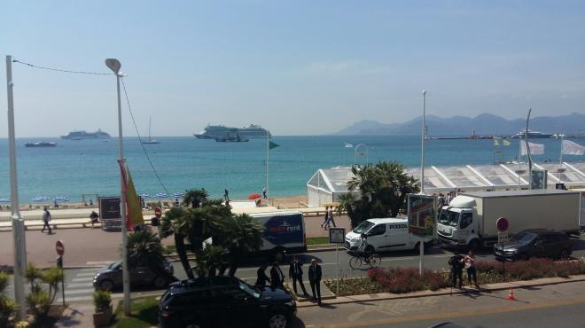 Festival di Cannes: in attesa del red carpet...