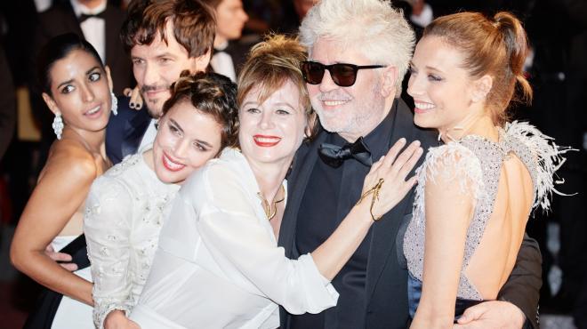 Cannes si entusiasma per Almodóvar