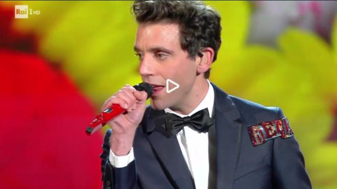 Mika conquista Sanremo