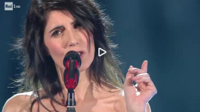 Giorgia: il suo medley a Sanremo
