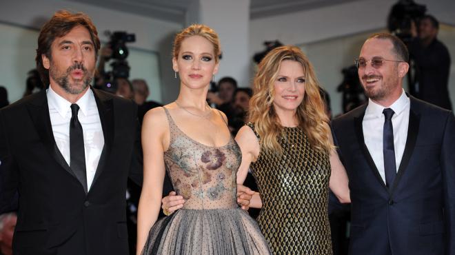Javier Bardem Michelle Pfeiffer, Jim Carrey: quante star sul red carpet