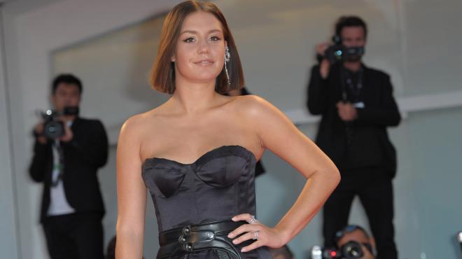 Anche Zoe Kravitz sul red carpet della Mostra