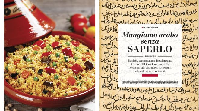 Mangiamo arabo senza saperlo