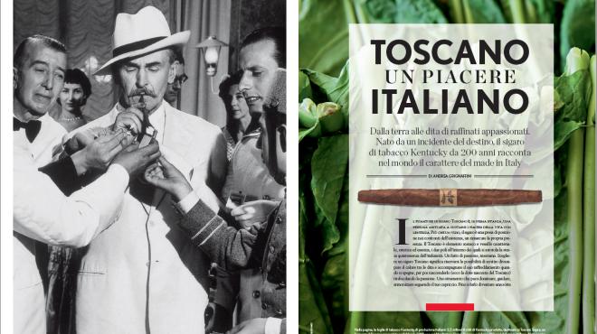 Toscano: un piacere italiano