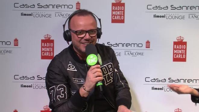 Gigi D'Alessio Sanremo