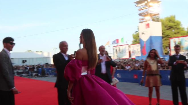 """Red carpet trionfale per """"The Young Pope"""""""