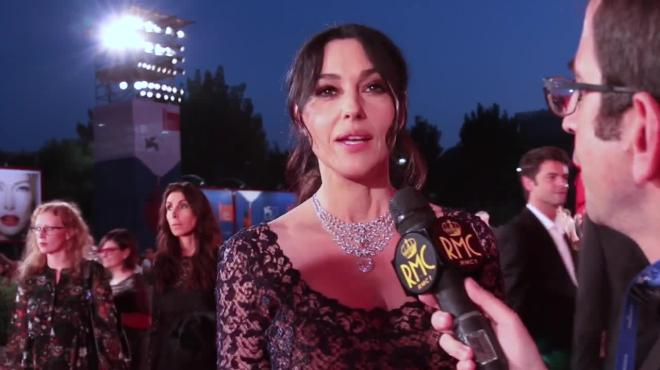 Red Carpet Monica Bellucci