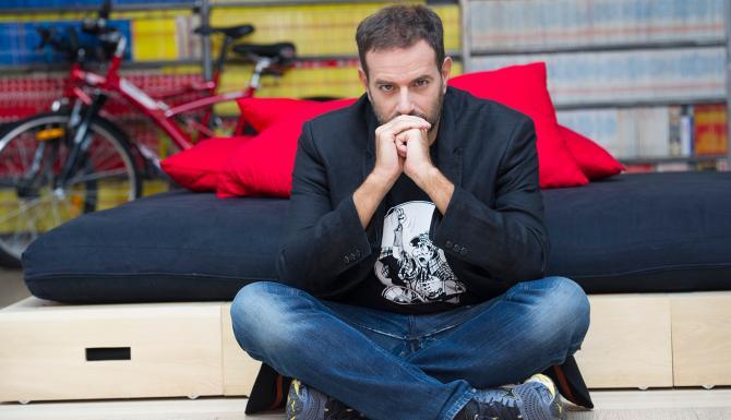 Fausto Brizzi ospite di RMC