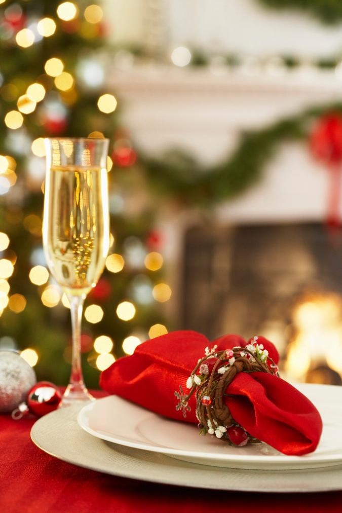 Sei idee last minute per un elegante centro tavola - Decorazioni natalizie tavola ...