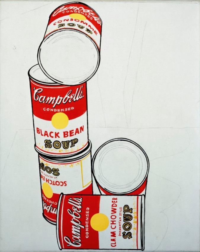 L 39 arte di rmc foto 1 di 18 radio monte carlo for Barattoli di zuppa campbell s