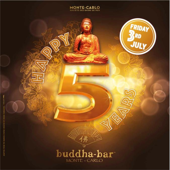 tanti auguri buddha bar monte carlo il quot nostro quot locale festeggia i suoi 5 anni d attivit 224