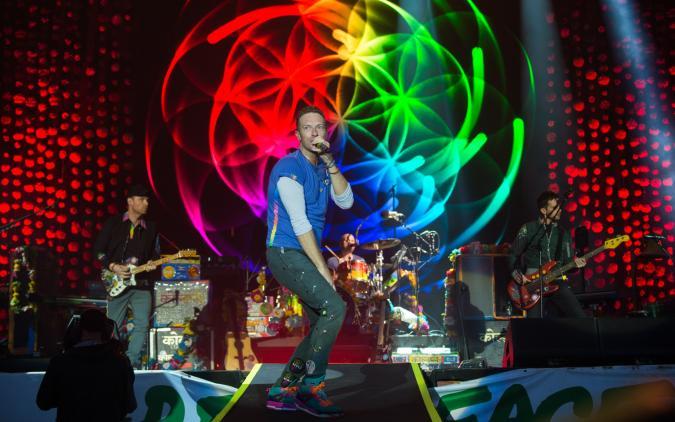 Coldplay tour 2017 Italia: 3 luglio a Milano