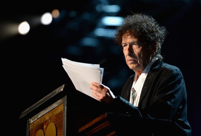 Bob Dylan snobba Barack Obama