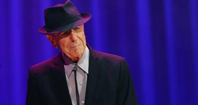 Addio Leonard Cohen, poeta visionario