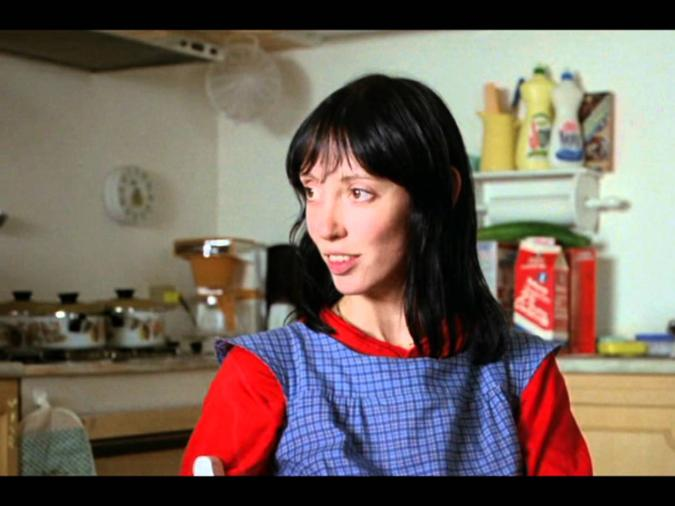 Shelley Duvall, la Wendy di Shining: