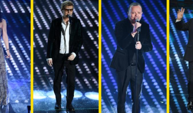 Sanremo 2017, tutti in finale i quattro napoletani in gara